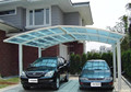new design out door car shelter aluminum car garage shelter