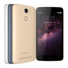 Homtom HT17 top rated Android 6.0 Smartphone RAM 1GB+ROM 8GB OTG/OTA Super Slim 5.5 inch 4G LTE smart mobile phone