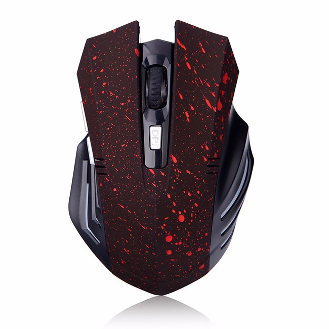 Personalized Good Performance Optical Wireless Gaming Mouse