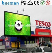 PH10mm RGB full color 320mm*160mm Leeman double face taxi top led video display led module 12v