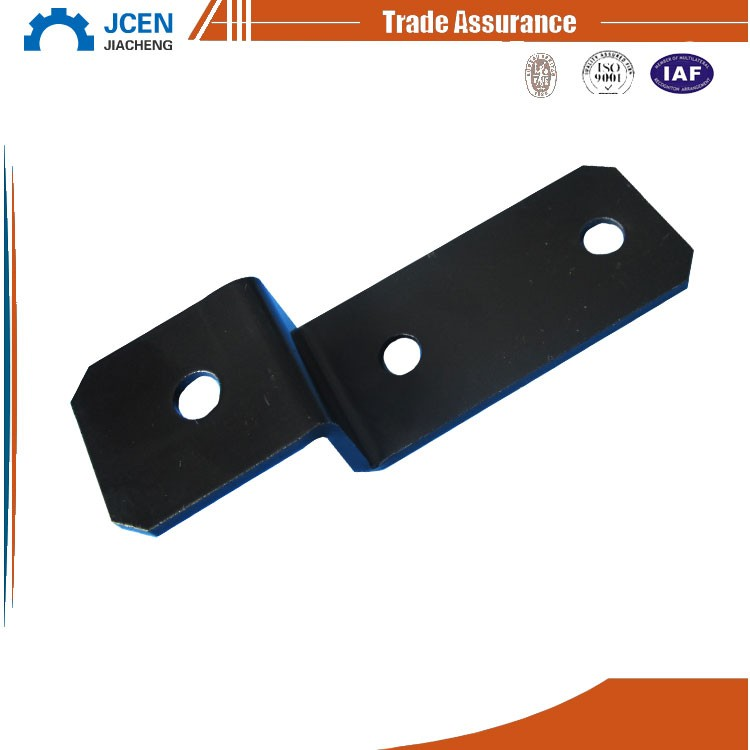 OEM metal stamping parts for electrical panel aluminum faceplate