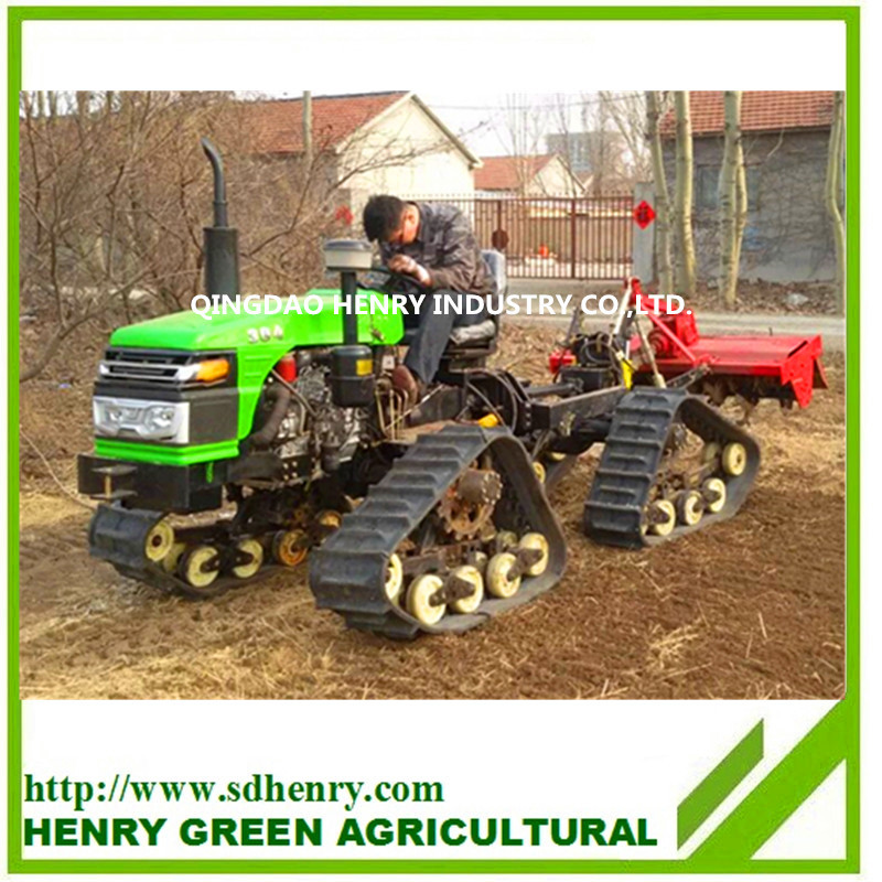small crawler tractors used