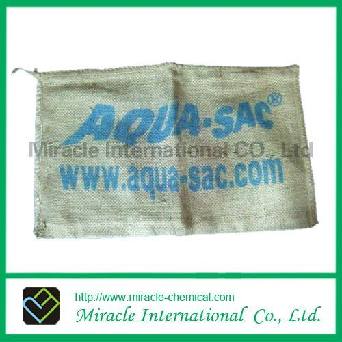Emergency/ flood control/sandless sandbag