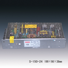 24v6.25a centralized switch power supply for CCTV camera system