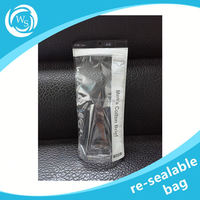stand up bags with zipper printing