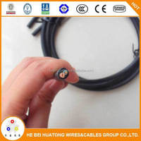 YZ/YZW 300/500V 2/3/4/5/6Core,Rubber Insuation and Rubber Sheathed Mining Flexible Cable
