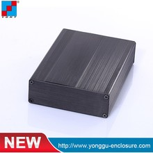 Anodized Aluminum Enclosure Box For Electronic , Sheet Metal Fabrication Aluminum Enclosure Panel