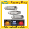 16 led side lamp tail light/lamp for truck trailer light led 12/24v