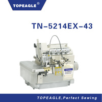 TOPEAGLE TN-5214EX-43 Super High Speed sewing machine jack overlock machines