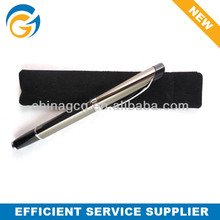 High Quality Triangle Metal Ball Pen
