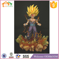 Factory Custom made best home decoration gift polyresin resin japan anime store