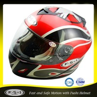 KC approved motorcycle helmet wholesale helmets decals