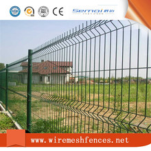 Anping PVC and Gi Welded Wire Mesh Fence Panel in 6 gauge