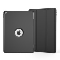 Auto wake And Sleep 3 In 1 Detachable For iPad Case With Stand