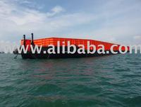 Deck Cargo Barge | 365FT 12000 MT DWT |