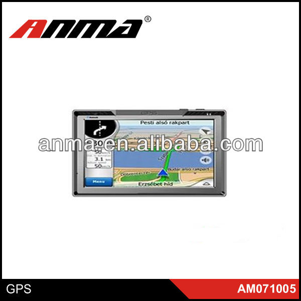 2013 new HD car dvd gps wireless gps car tracker