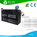 China Best Long Life 12v 150ah Battery, Deep Cycle Lead Acid Solar Battery