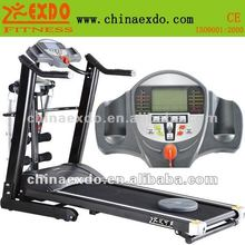 Professional life fitness commercial treadmill used treadmill time sports motorized body exercise equipment vibrator EX-506A
