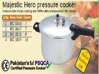 Majestic Hero Pressure Cooker