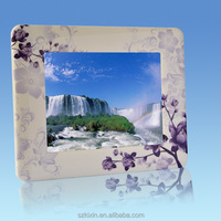 10inch digital picture frame with Customized LOGO printing