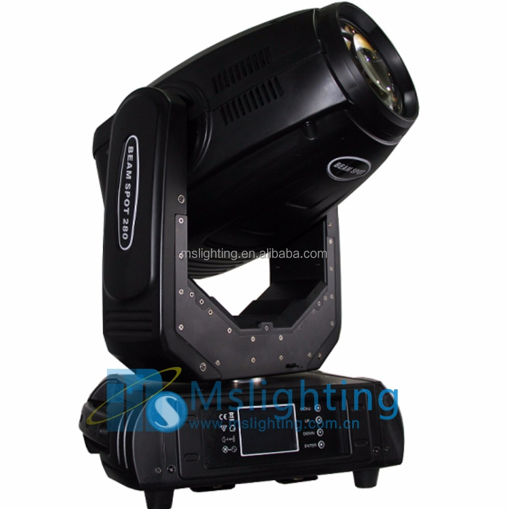 Sharpy 10R 280W Beam Spot Wash 3in1 ROBIN <strong>Pointe</strong> Stage Light Moving Head