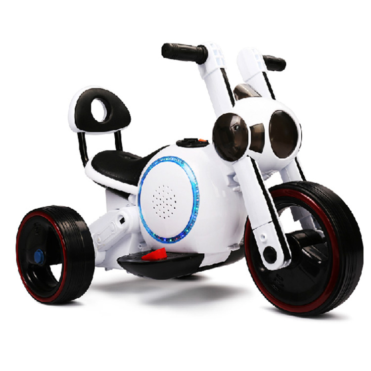 Cheap price mini colorful battery baby motor car