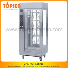 Gas Chicken Rotisserie For Sale,Good Stainless Steel 220v Gas Chicken Rotisserie