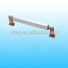 hardware handle zinc and aluminum cabinet and furniture handle OK-0272