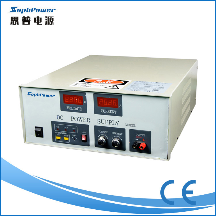 400HZ DC power converter for UK market
