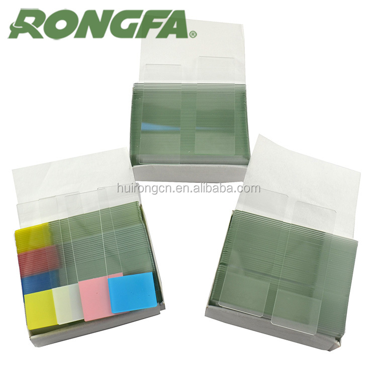 7105 Lab Use Frosted Microscope Glass Slides