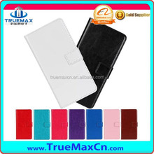 For Sony Z2 Leather Wallet Case, Mobile Phone for L50t L50w case cover