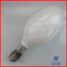 HQL 400W E40 coated elliptical mercury Vapor lamp