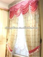 2012 new design Blackout Curtain Fabric
