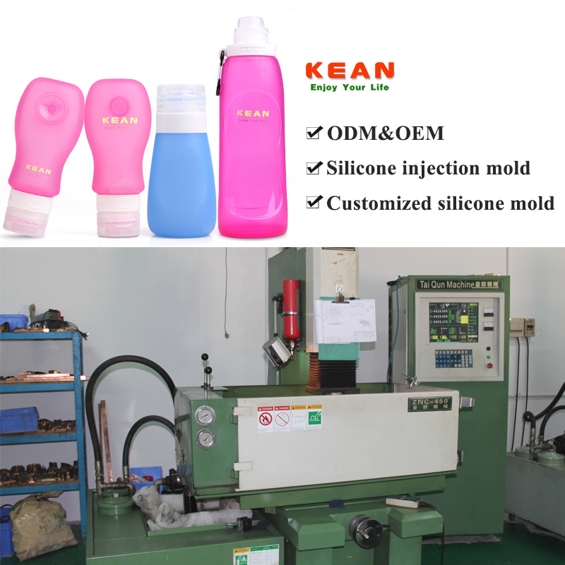 China manufacturer liquid silicone rubber injection molding