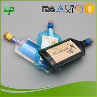 Factory Price Different Color PVC Message in a Botle for Mail
