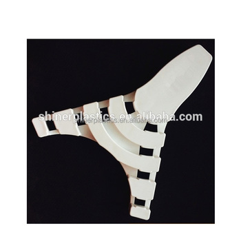 Plastic PP Molded Wire Hoder/Cable Holder