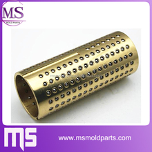 captive brass ball cage standard ball retainer cage bush wholesale