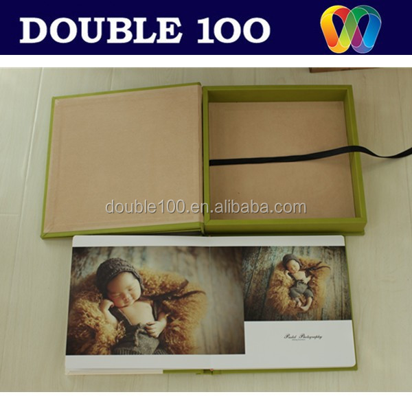 flush mount album baby photo album with case