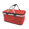 Collapsible Aluminium Foil Cooler Bag, Picnic Basket,Portable Wine Cooler