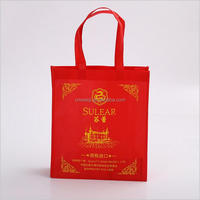 Eco-friendly Promotion non-woven bag company commodity code