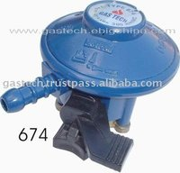 QO-674 LPG Regulator