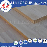 Luli Brand High Quality Carb P2 Pine/Rubber Wood Finger Joint Board