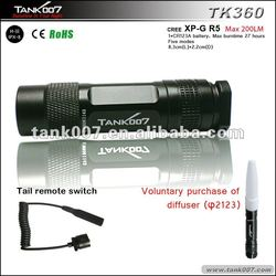 Tactical LED Torch / First Choice for Hunting (R5 led) TANK007 TK360-5