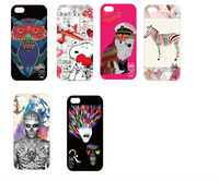 3D Personalized Custom Printed Photo/Design/Logo for iPhone 5/5s Cell Phone Case