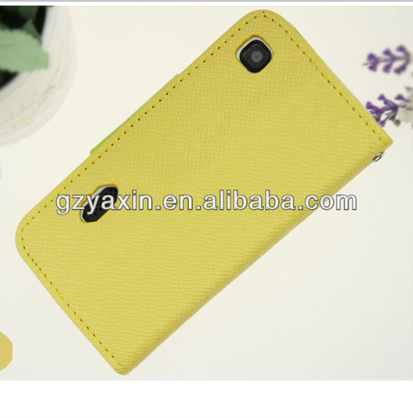 leather flip case for samsung i8190 galaxy s3 mini,cell phone case for samsung galaxy s3 mini