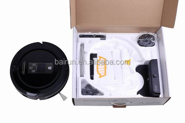 Hot 2016 multifunction robotic auto vacuum cleaner price