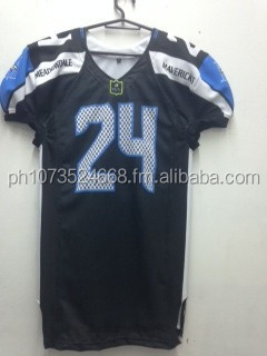 Full Custom Sublimated American Football Jersey