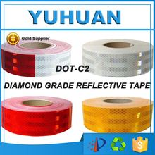 Free Samples Strong Adhesive DOT-C2 Reflective Tape From China Suppliers