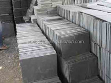 Chinese cheap light grey natural culture stone slate landscaping edging stone