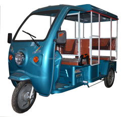 Hot Sale Electric Tricycle/Rickshaw/Tuk Tuk/Taxi for Adult